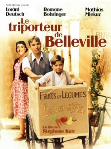Triporteur de belleville