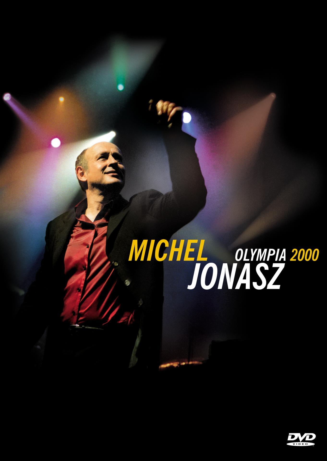 Jonasz olympia dvd