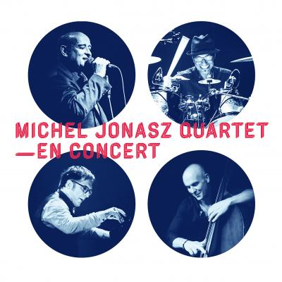 Michel Jonasz Quartet en concert 2 CD + DVD